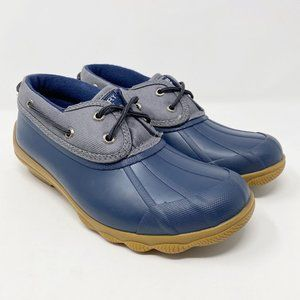 Sperry Top Sider Waterproof Low Ankle Duck Boots